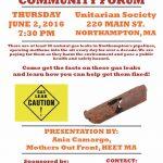 Northampton Gas Leaks Forums PDF